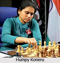 Humpy Koneru, Indian Chess Player