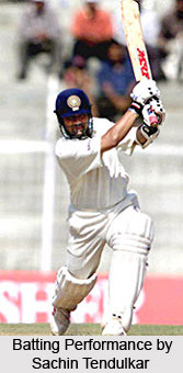 India-Australia Chennai Test, 1998
