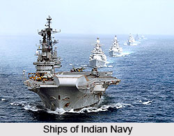 Indo-US Naval Cooperation, Indian Navy