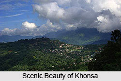 Khonsa, Arunachal Pradesh