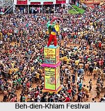Meghalaya Temple Festivals