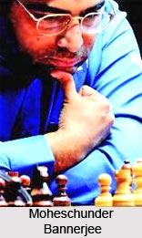 Moheschunder Bannerjee, Indian Chess Player
