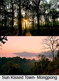 Mongpong, Darjeeling District, West Bengal