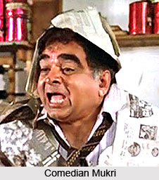 Mukri  , Indian Film Personality