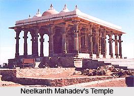 Neelkanth Mahadev's Temple, Mandu, Madhya Pradesh