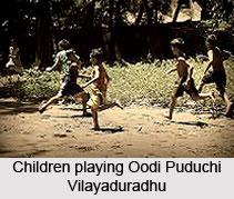 Oodi Puduchi Vilayaduradhu, Indian Traditional Sport