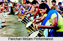 Panchari Melam, Music of Kerala