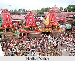 Pilgrimage Journey, Ritual of Ratha Yatra