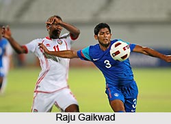 Raju Eknath Gaikwad, Indian Football Player
