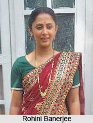Rohini Banerjee, Indian Television Actress