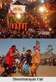 Sheorinarayan Fair, Chhattisgarh