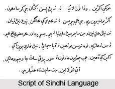Sindhi Language