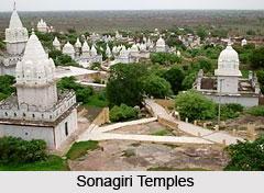 Sonagiri Temples, Sonagiri, Madhya Pradesh