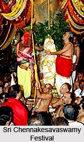 Sri Chennakesavaswamy Festival, Andhra Pradesh Temple Festivals