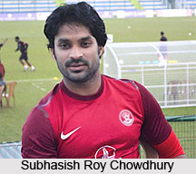 Subhasish Roy Chowdhury, Indian Football Player