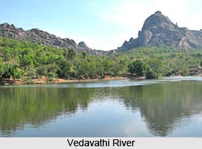 Vedavathi River, Indian River