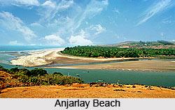 Anjarlay Beach, Maharashtra