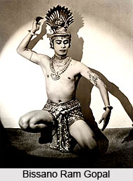 Bissano Ram Gopal, Indian Classical Dancer