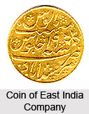 Coins of Modern India