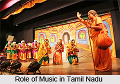 Role of Music in Tamil Nadu