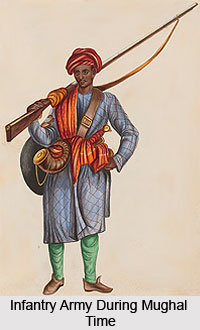 Indian Army during Medieval Period