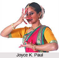 Joyce K. Paul, Indian Classical Dancer