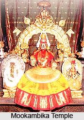 Temples in Kollur, Karnataka, South India
