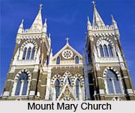 Mount Mary Church, Mumbai, Maharashtra