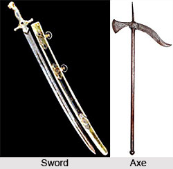Weapons in Ancient Indian Army