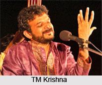 TM Krishna, Carnatic Musician