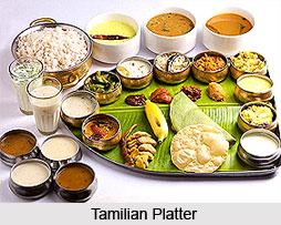 Cuisines of Tamil Nadu