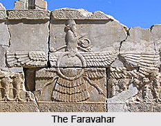 Faravahar, Zoroastrianism