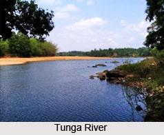 Tunga River, Karnataka