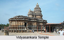 Temples in Sringeri, Karnataka, South India