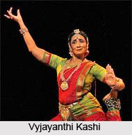 Vyjayanthi Kashi, Indian Kuchipudi Dancer