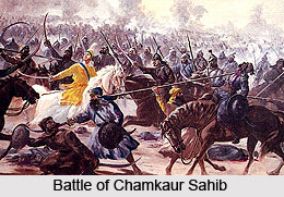 Indian Army during Mughal Rule