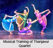 Thanjavur Quartet, Indian Classical Musician