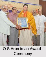 O.S. Arun , Carnatic Musician