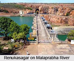 Malaprabha River, Karnataka