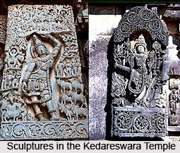 Kedareswara Temple, Hassan District
