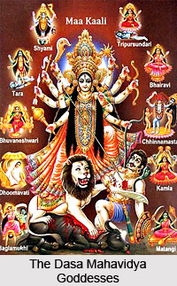 Mahavidya Goddesses, Hinduism