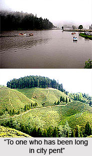 Mirik Hill Station , West Bengal
