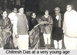 Pandit Chitresh Das, Indian Classical Dancer