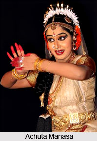 Achuta Manasa, Kuchipudi Dancer