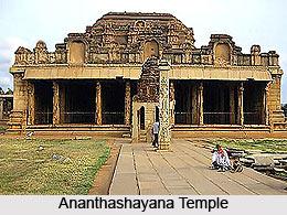 Ananthashayana Temple, Udupi District