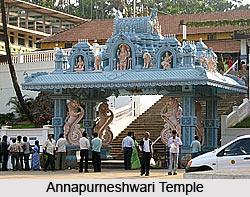 Annapurneshwari Temple, Karnataka