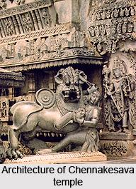 Architecture of Chennakesava Temple
