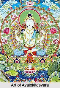 Avalokitesvara, Buddhism