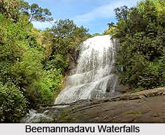 Beemanmadavu Waterfalls, Tiruvannamalai district, Tamil Nadu