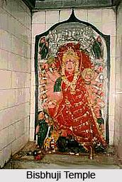 Bisbhuji Temple, Guna District, Madhya Pradesh